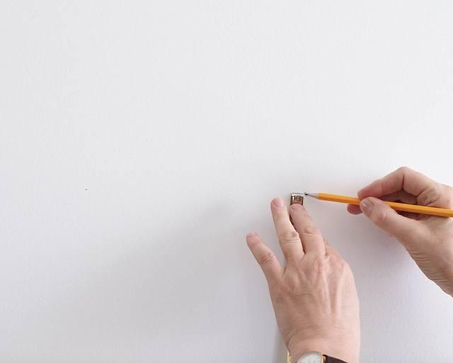 hướng dẫn sơn tường kẻ sọc 5