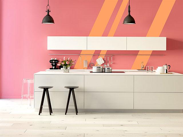 Màu sơn bếp đẹp - Ảnh 4