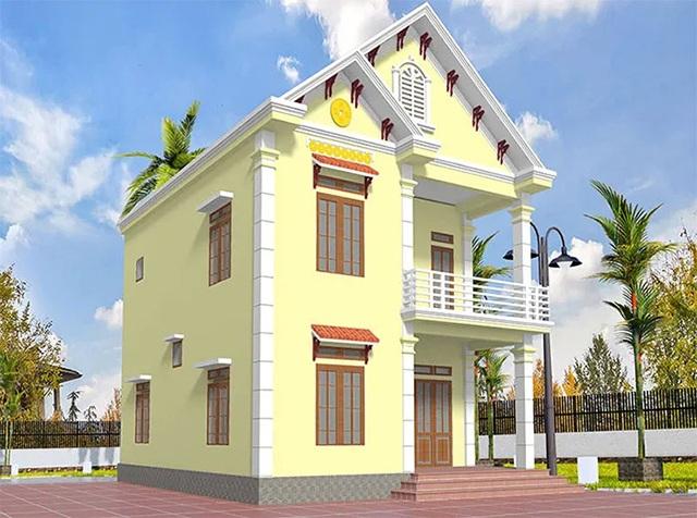 màu sơn nhà sang trọng 5