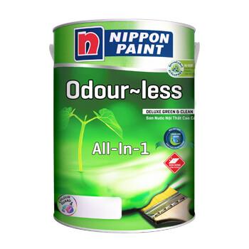 sơn dễ lau chùi 2