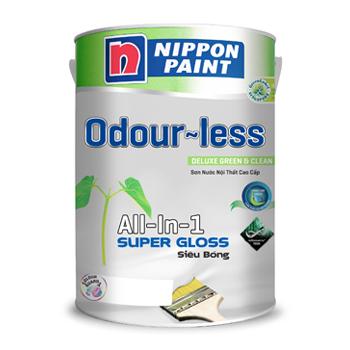 sơn dễ lau chùi 4