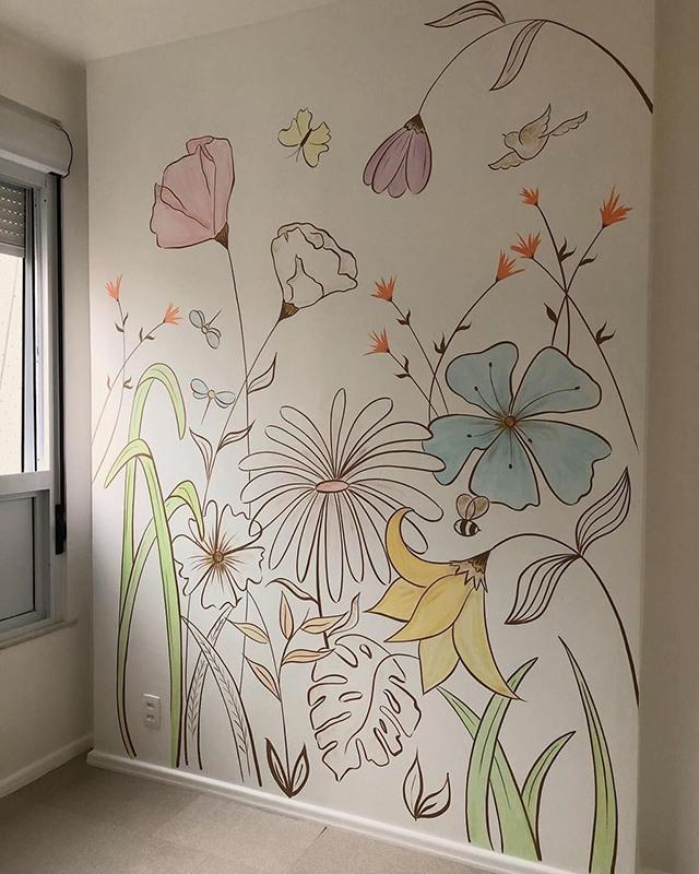 trang trí nhà bằng sơn tường 11