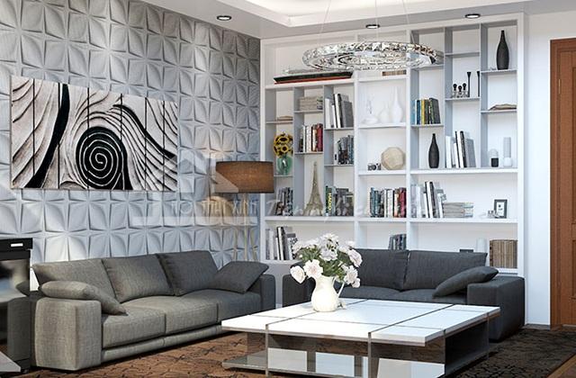 trang trí nhà bằng sơn tường 3