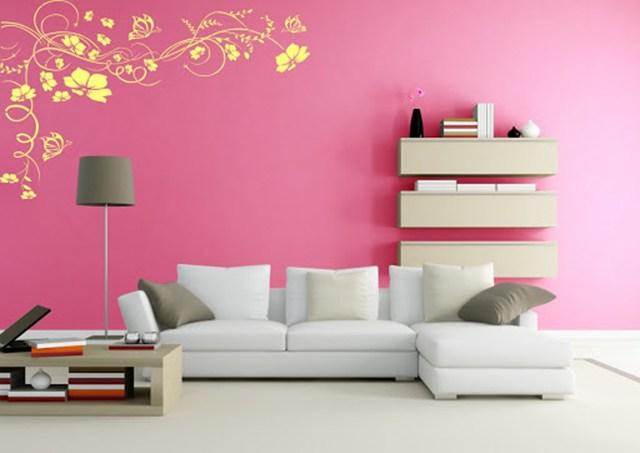 trang trí nhà bằng sơn tường 7
