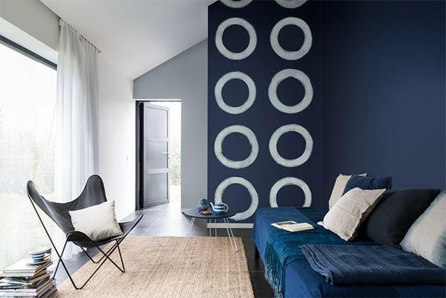 trang trí nhà bằng sơn tường 8