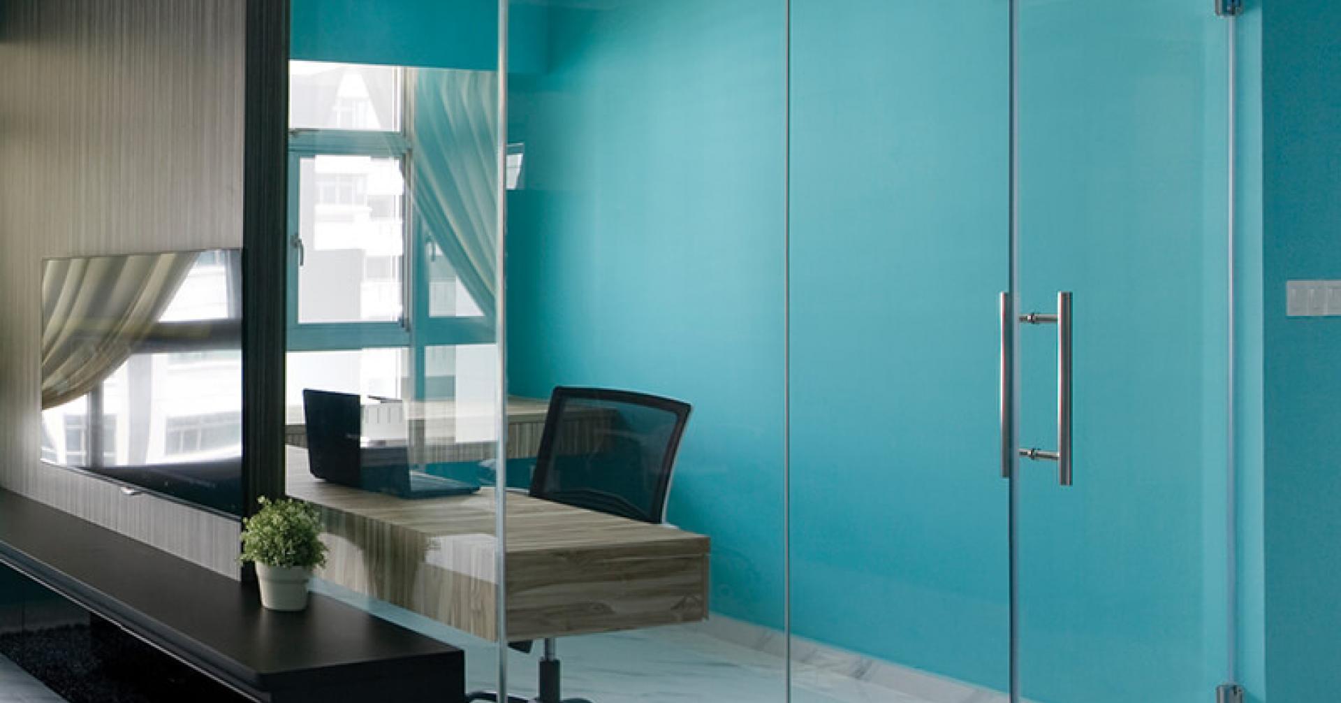 màu sơn đẹp cho phòng làm việc