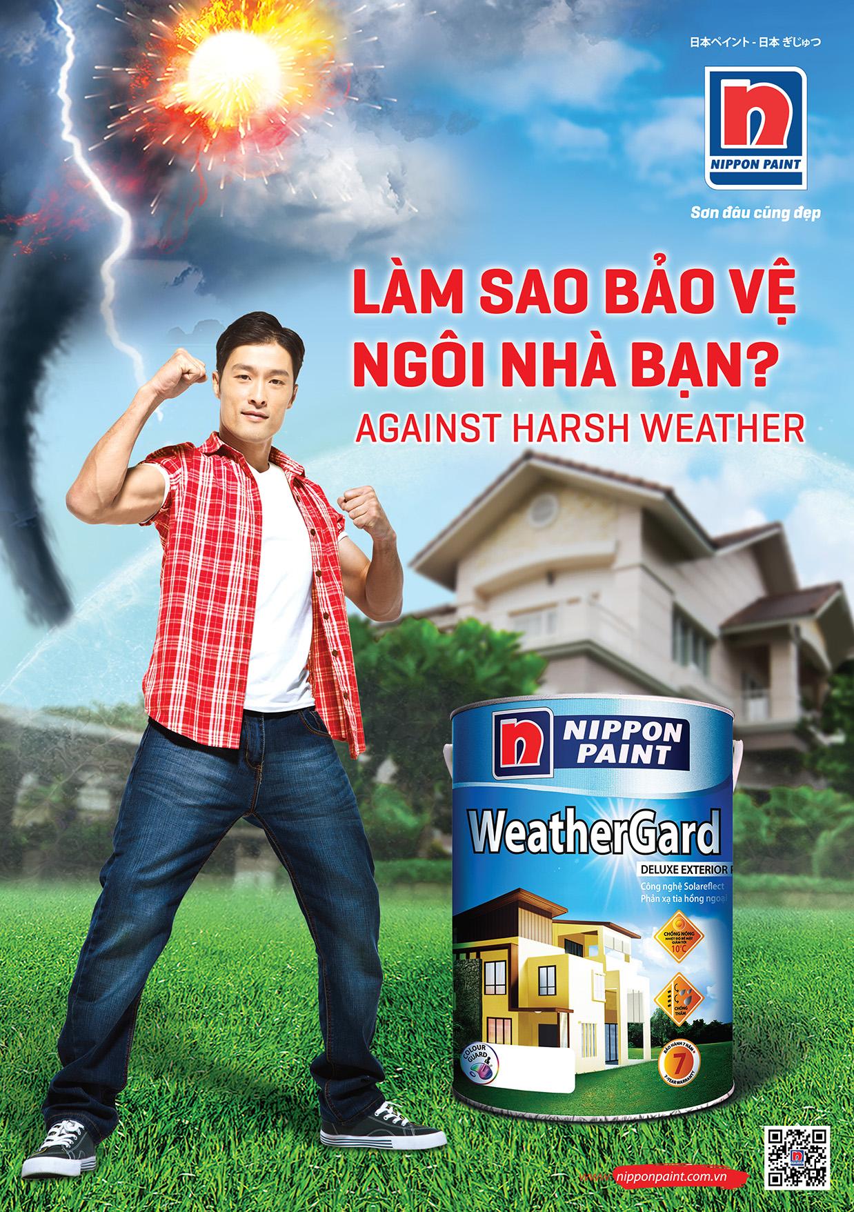 son ngoai that weathergard